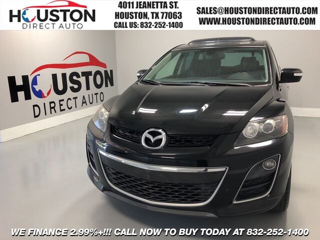 2011 Mazda CX-7 s Grand Touring Houston TX