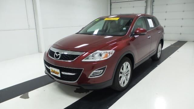 2011 Mazda CX-9 AWD 4dr Grand Touring Topeka KS