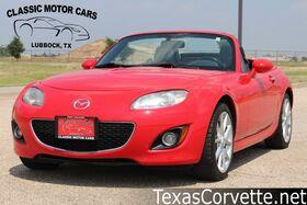 2011_Mazda_MX-5 Miata_Grand Touring_ Lubbock TX