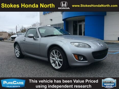2011_Mazda_MX-5 Miata_Grand Touring_ Aiken SC