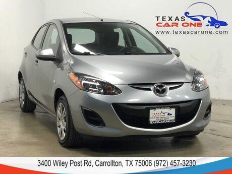 2011 Mazda Mazda2 SPORT HATCHBACK CD PLAYER AUX INPUT TIRE PRESSURE MONITORING SYS Carrollton TX