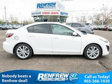 2011_Mazda_Mazda3_4dr Sdn GT, Manual, Sunroof, Heated Leather, Bluetooth_ Calgary AB