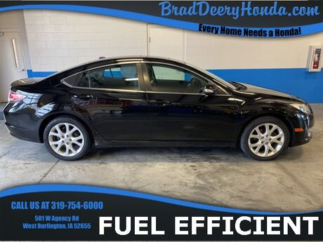 2011 Mazda Mazda6 s Grand Touring West Burlington IA