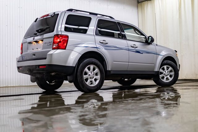 2011 Mazda Tribute AWD ES Leather Red Deer AB
