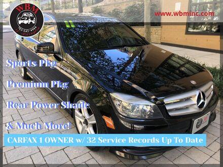 2011_Mercedes-Benz_C 300_Sport 4MATIC w/ Premium Pkg_ Arlington VA