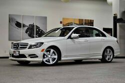 Mercedes-Benz C-Class C 300 4 Matic Luxury 2011