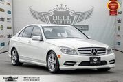 2011 Mercedes-Benz C-Class C 300, 4MATIC, NAVI, BACK-UP CAM, SUNROOF Toronto ON