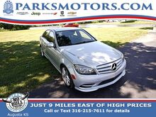 2011_Mercedes-Benz_C-Class_C 300_ Wichita KS
