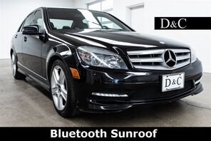 2011_Mercedes-Benz_C-Class_C 300 Bluetooth Sunroof_ Portland OR