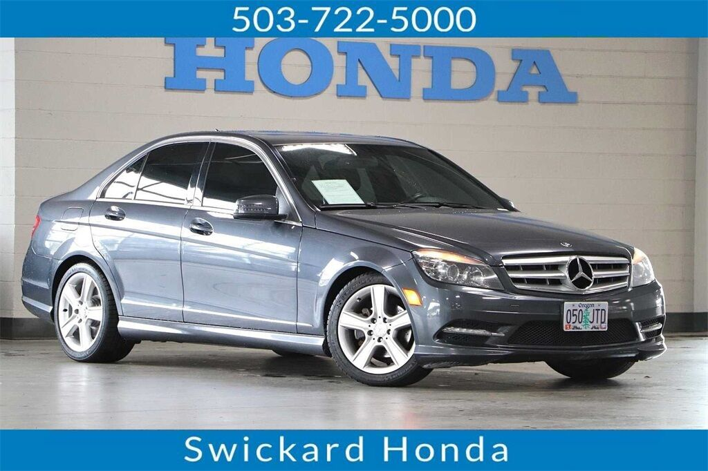 2011 Mercedes-Benz C-Class C 300 Gladstone OR