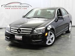 2011_Mercedes-Benz_C-Class_C 300 Luxury AWD Navigation Sunroof_ Addison IL