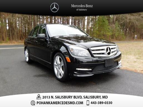 2011_Mercedes-Benz_C-Class_C 300_ Salisbury MD