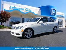 2011_Mercedes-Benz_C-Class_C 300 Sport 4MATIC_ Johnson City TN