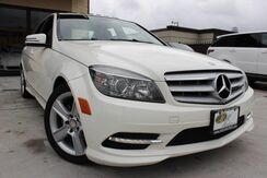 2011_Mercedes-Benz_C-Class_C 300 Sport LOW MILES_ Houston TX