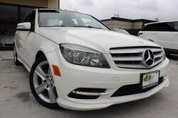 Mercedes-Benz C-Class C 300 Sport LOW MILES 2011