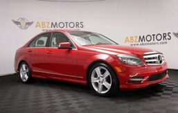 2011_Mercedes-Benz_C-Class_C 300 Sport Package,Sunroof_ Houston TX