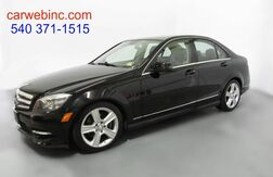 2011_Mercedes-Benz_C-Class_C300 4MATIC Luxury Sedan_ Fredricksburg VA