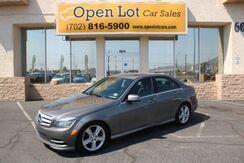 2011_Mercedes-Benz_C-Class_C300 4MATIC Luxury Sedan_ Las Vegas NV