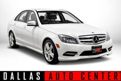 2011_Mercedes-Benz_C-Class_C300 Luxury Sedan_ Carrollton TX