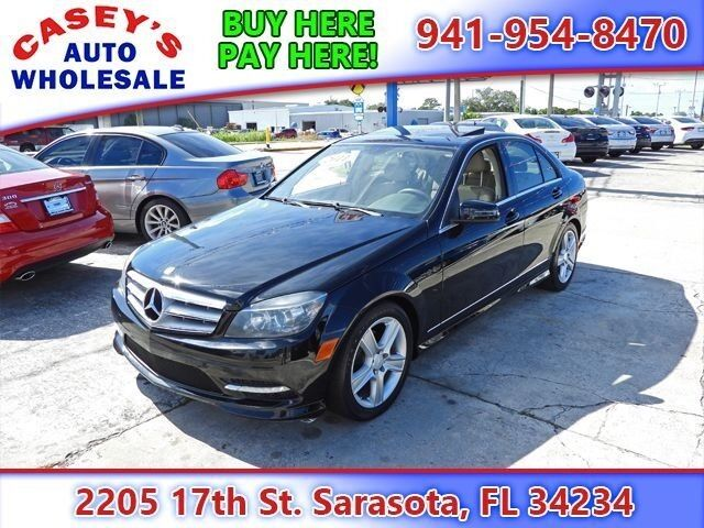 2011 Mercedes-Benz C-Class C300 Luxury Sedan Sarasota FL