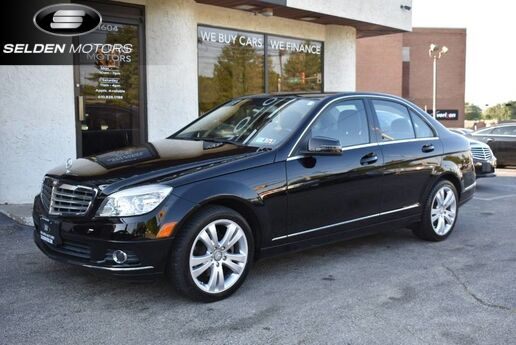 2011 Mercedes-Benz C300 4Matic Luxury Conshohocken PA
