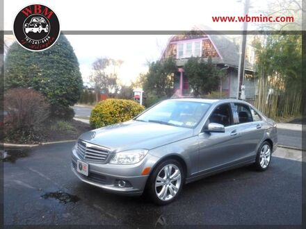 2011_Mercedes-Benz_C300_Luxury_ Arlington VA