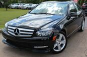 2011 Mercedes-Benz C300 w/ LEATHER SEATS & SUNROOF