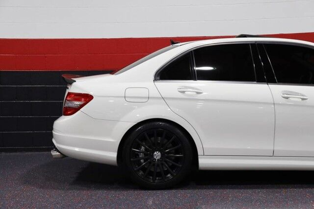 2011 Mercedes-Benz C63 AMG 4dr Sedan Chicago IL