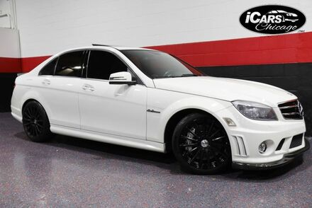 2011_Mercedes-Benz_C63_AMG 4dr Sedan_ Chicago IL