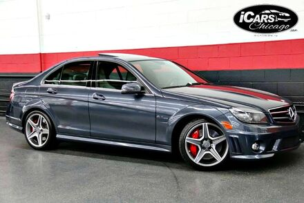 2011_Mercedes-Benz_C63 AMG_Performance Package 4dr Sedan_ Chicago IL