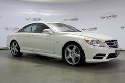 2011_Mercedes-Benz_CL-Class_CL 550 Designo Interior,Nav,Camera,Blind Spot_ Houston TX