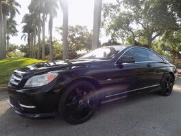 2011_Mercedes-Benz_CL-Class_CL 550_ Hollywood FL