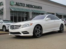 2011_Mercedes-Benz_CL-Class_CL550 4MATIC 4.6 TURBOCHARGED V8, NIGHT VISION, BACKUP CAMERA, BLUETOOTH CONNECTIVITY, CD CHANGER_ Plano TX