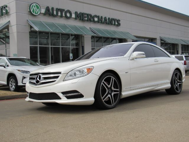 Uitgelezene 2011 Mercedes-Benz CL-Class CL550 4MATIC 4.6L TURBO CHARGED V8 UU-28