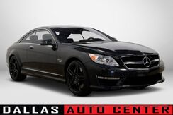 2011_Mercedes-Benz_CL-Class_CL63 AMG_ Carrollton TX