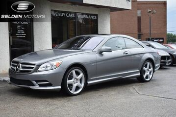 2011_Mercedes-Benz_CL550_4Matic_ Conshohocken PA