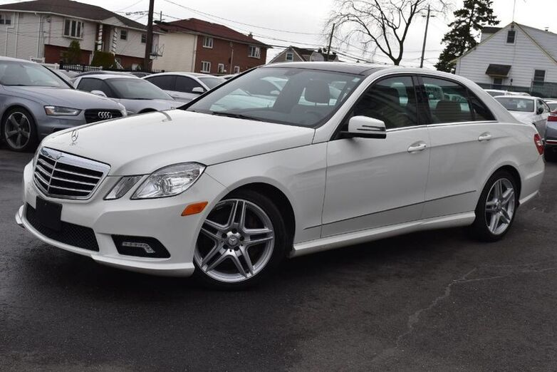 2011 Mercedes-Benz E 350 4-Matic Sport/ Navigation Elmont NY