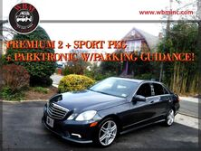 Mercedes-Benz E 350 4MATIC Sport w/ Premium Pkg 2011