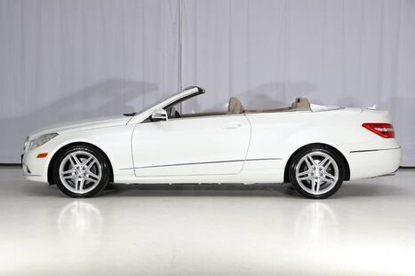 2011_Mercedes-Benz_E-Class Cabriolet_E 350_ West Chester PA
