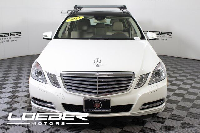 2011 Mercedes-Benz E-Class E 350 4MATIC® Chicago IL