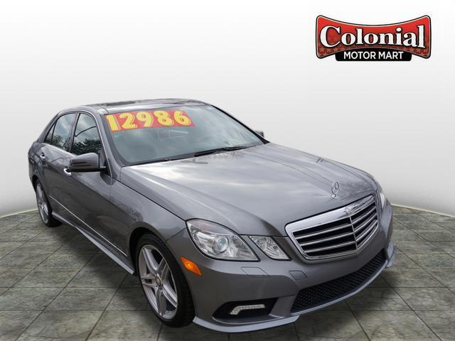 2011 Mercedes-Benz E-Class E 350 Base Indiana PA