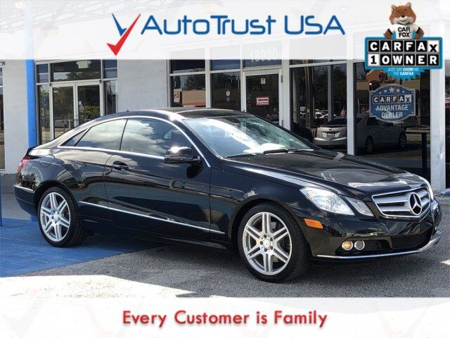 2011 Mercedes-Benz E-Class E 350 Base Miami FL