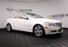 2011_Mercedes-Benz_E-Class_E 350 Cabriolet,Navigation,Camera,Ac/Heated Seats_ Houston TX