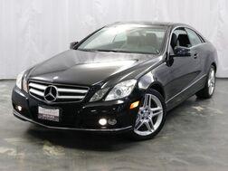 2011_Mercedes-Benz_E-Class_E 350 Coupe / 3.5L V6 Engine / RWD / Harman Kardon Sound System / Navigation / Rear View Camera /_ Addison IL