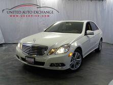 Mercedes-Benz E-Class E 350 Luxury / 3.5L V6 Engine / 4Matic AWD / Navigation / Sunroof / Rear View Camera / Harman Kardon Sound System / Heated Leather Seats / Bluetooth / Blind Spot Assist Addison IL