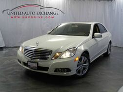 2011_Mercedes-Benz_E-Class_E 350 Luxury / 3.5L V6 Engine / 4Matic AWD / Navigation / Sunroof / Rear View Camera / Harman Kardon Sound System / Heated Leather Seats / Bluetooth / Blind Spot Assist_ Addison IL