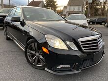 2011_Mercedes-Benz_E-Class_E 350 Luxury BlueTEC_ Whitehall PA