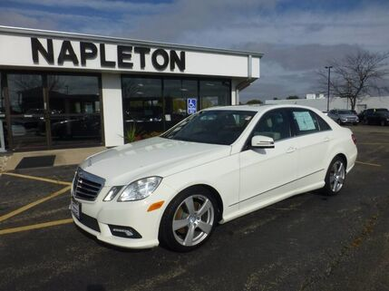 2011_Mercedes-Benz_E-Class_E 350 Luxury_ Bourbonnais IL