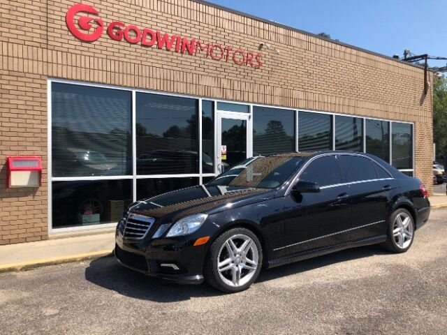 2011 Mercedes-Benz E-Class E 350 Luxury Columbia SC