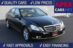 2011_Mercedes-Benz_E-Class_E 350 Luxury_ Fremont CA